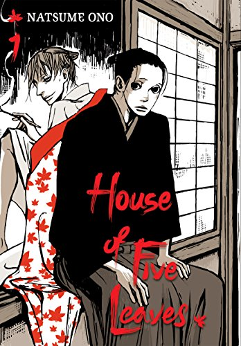 HOUSE OF FIVE LEAVES GN VOL 01 (C: 1-0-1) par Natsume Ono