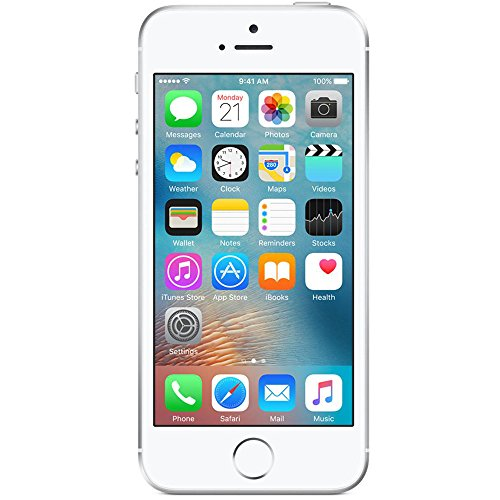 Apple mp87 2LP/A original iPhone SE 128 GB di memoria argento