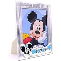Cornice Portafoto Disney Bambino Topolino Personalizzabile cm 13x18