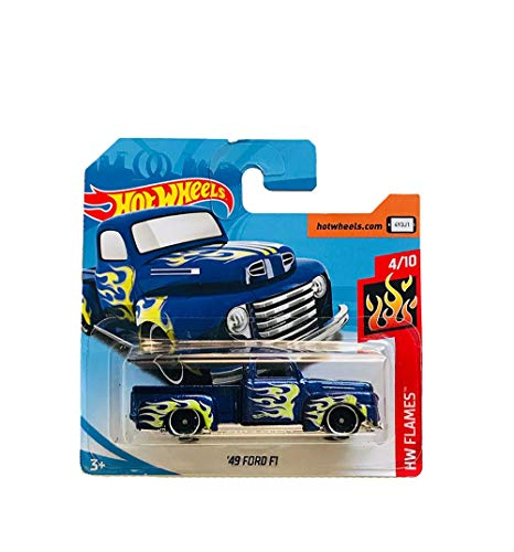 Hot Wheels '49 Ford F1 HW Flames 266/365