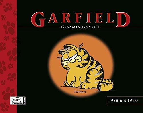 Garfield Gesamtausgabe 01: 1978 - 1980