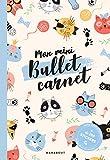 Mon mini bullet carnet chats - inclus 4 planches de stickers