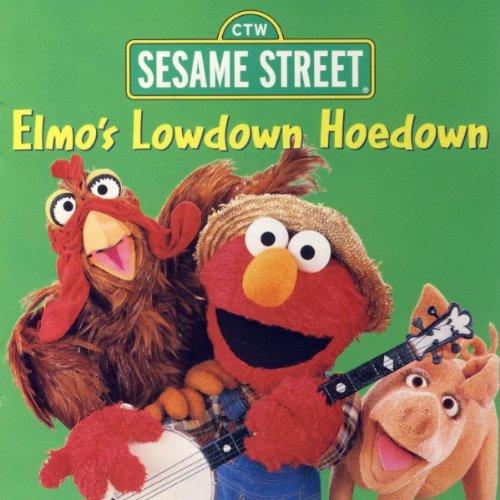 Tall Short Texans (Elmo And Big Bird) Elmo Sesame Street Shorts