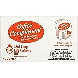 Elogios de café Larga Vida Creamer, 2 x 120 x 12ml