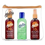 Best After Tanning Lotions - Malibu After Sun Gel Travel Bag with SPF10/ Review