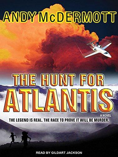 The Hunt for Atlantis: A Novel (Nina Wilde/Eddie Chase)