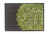 Schöner Wohnen Fußmatte BROADWAY | grün - 50 x 70 cm