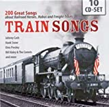 Train Songs - 200 Great Songs about Railroad Heroes, Hobos and Freight Trains from Johnny Cash, Hank Snow, Elvis Presley, amo!