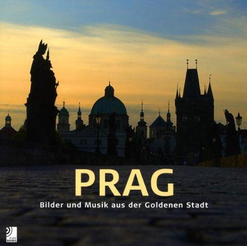 Prag - Fotobildband inkl. 4 Musik-CDs (earBOOK)