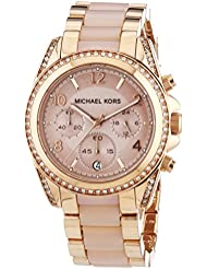 Michael Kors Womens Chronograph Watch