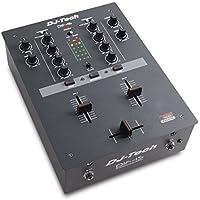 dif-1S 2-Kanal Scratch DJ MIXER mit integriertem innoFader