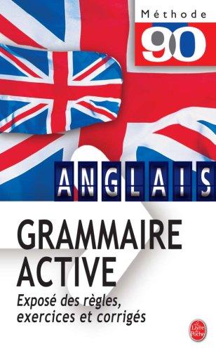 Grammaire active de l'anglais