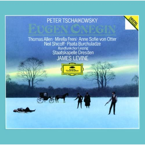 Tchaikovsky: Eugen Onegin (2 CD's)