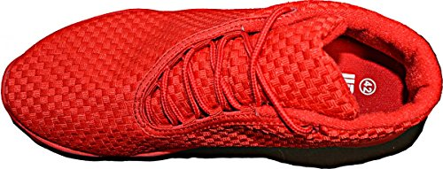 Herren High Top Sneaker| Basketball Sport Schuhe | High Top Rot