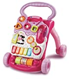 Best Walkers For Babies - VTech Baby First Steps Baby Walker (Pink) Review