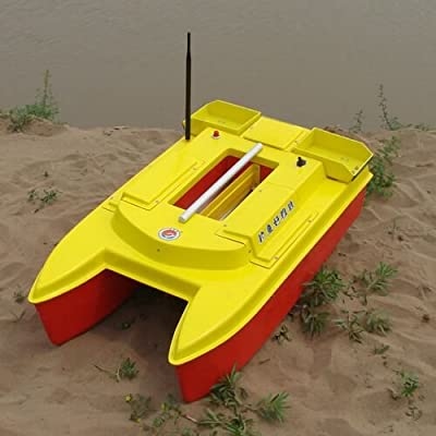 HYZ-600 60*40*24cm Remote Control R/C 500 meters high speed carp fishing Bait Boat capacity:6kg by HYZ