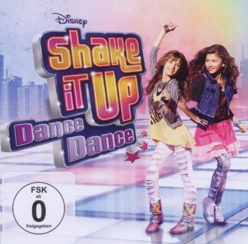Shake It Up -CD+DVD- by Original Soundtrack