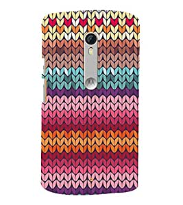 PrintVisa Designer Back Case Cover for Motorola Moto X Style :: Moto X Pure Edition (glass beautiful baby cloths lifestyle)