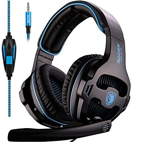 [2016 SADES SA810 New Released Multi-Platform New Xbox one PS4 Gaming Headset ], Gaming Headsets Headphones For New Xbox one PS4 PC Laptop Mac iPad iPod