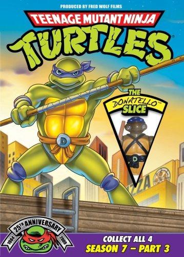 Teenage Mutant Ninja Turtles: Season 7, Pt. 3 - The Donatello Slice (Teenage Mutant Ninja Turtles 3)