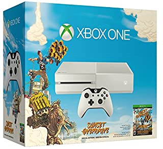 Xbox One White Console with Sunset Overdrive (B00I9WV4OW) | Amazon price tracker / tracking, Amazon price history charts, Amazon price watches, Amazon price drop alerts