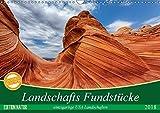Landschafts Fundstücke (Wandkalender 2018 DIN A3 quer): einzigartige USA Landschaften (Monatskalender, 14 Seiten ) (CALVENDO Natur) [Kalender] [Apr 13, 2017] Leitz, Patrick