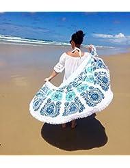 WDBS Serviettes de plage les plus vendues / serviettes de plage de voyage / cadeaux de femmes