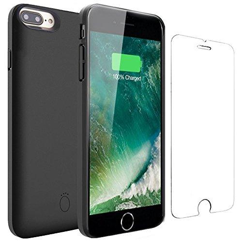 Veepax Funda Bateria iPhone 6/6S/7/8 - 5000mAh Carcasa