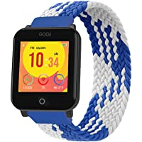 GOQii Smart Vital Junior for kids fitness, SpO2, body temperature and sleep tracker with 3 months personal coaching…