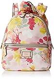 Guess Damen Shannon Backpack Rucksack, Mehrfarbig (Floral Multi), 22x29x10.5 Centimeters