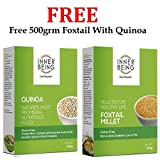 #9: FREE..Buy Inner Being Quinoa 500grm and Get 500grms Foxtail FREE
