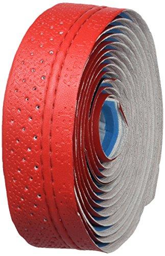 fizik Lenkerband für Fahrräder, 3mm, Unisex, Perf.3 mm, Rot, Einheitsgröße