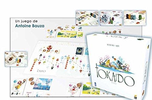 Devir - Tokaido edición Castellano, Juego de Mesa (BGTOKA)