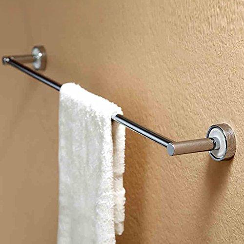 Porte torchon Porte-serviette simple en acier inoxydable 304 porte serviette salle de bain sur pied