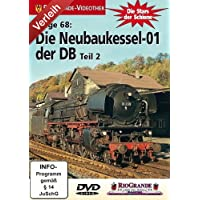 Stars der Schiene 68 - Die Neubaukessel 01 der DB Teil 2