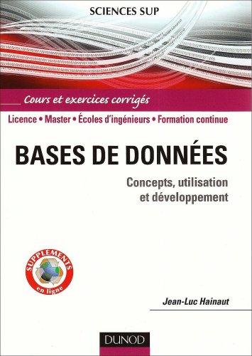 Bases de données : Concepts, utilisation et développement par Jean-Luc Hainaut