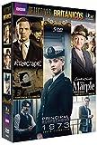 Whitechapel DVD España (Temporada 1 Completa) + Principal Sospechoso 1973 + Miss Marple Temporada 6 Completa. Pack Detectives Británicos.