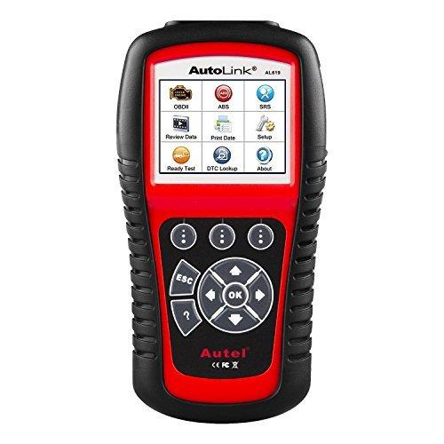 Autel Autolink AL619EU OBD-II Diagnosewerkzeuge (Obd Ii Scanner Abs)