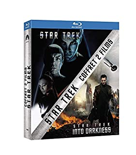 Star Trek + Star Trek Into Darkness [Blu-ray] (B00E3P5HS8) | Amazon price tracker / tracking, Amazon price history charts, Amazon price watches, Amazon price drop alerts
