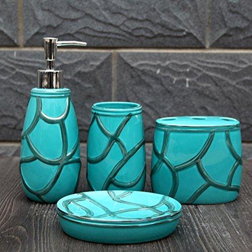 ceramic-mediterranean-style-bathroom-sets-bathroom-bathroom-wash-toothbrush-holder-mouthwash-cup-soa