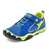 527b90dd8c9d25 Unpowlink Kinder Schuhe Sportschuhe Ultraleicht Atmungsaktiv Turnschuhe  Klettverschluss Low-Top Sneakers Laufen Schuhe Laufschuhe für Mädchen  Jungen 28-37 ...
