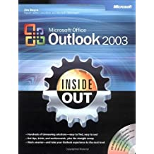 Microsoft?? Office Outlook?? 2003 Inside Out (Bpg-Inside Out) by Jim Boyce (2003-11-19)