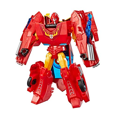 Transformers Cyberverse Warrior Hot Rod