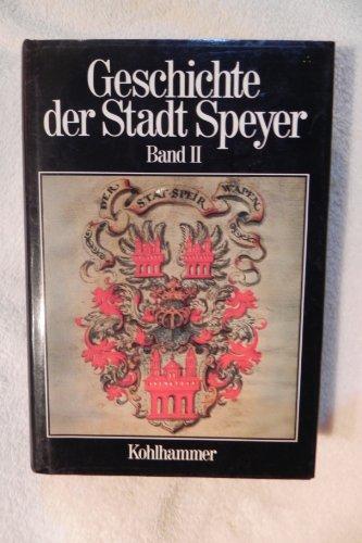 Geschichte der Stadt Speyer