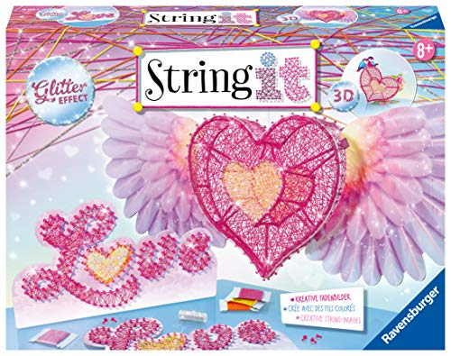 Ravensburger - String It Coeur -...