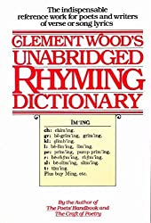 Clement Wood's Unabridged Rhyming Dictionary by Clement Wood (1981-07-30)