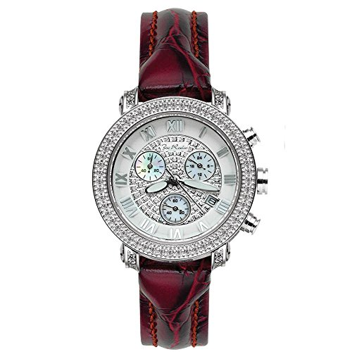 Joe Rodeo con orologio da donna - PASSION argento 0,6 ctw