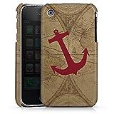 DeinDesign Apple iPhone 3Gs Coque Étui Housse Voyage en mer
