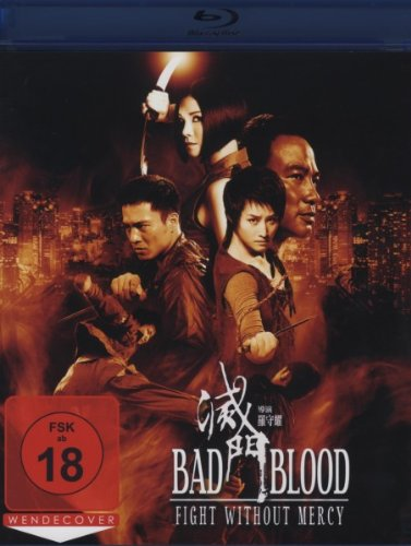 Bild von Bad Blood - Fight without mercy [Blu-ray]