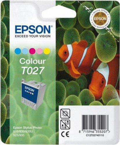 Epson T0274 Double Pack Cartouche d'encre d'origine couleurs pour SP 810 830 925 935